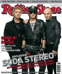 Soda Stereo!!