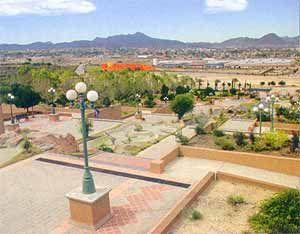 Las Maravillas Metropolitan Park in Saltillo, Coahuila, Mexico - Tour By Mexico  ®  http://www.tourbymexico.com/coahuila/saltillo/saltillo.htm