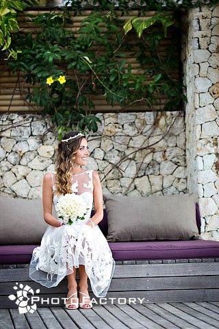 Beautiful Bride Pia