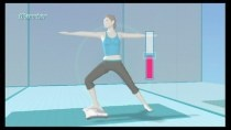 20 Minute Hips and Thighs on the WiiFit