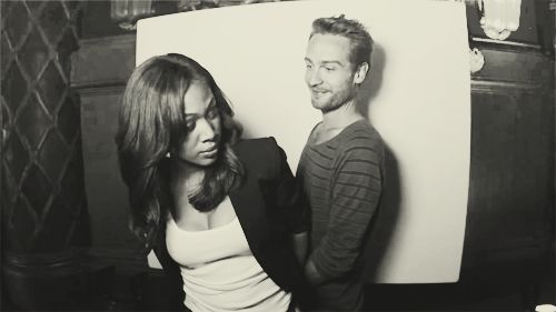 """This photoshoot. 