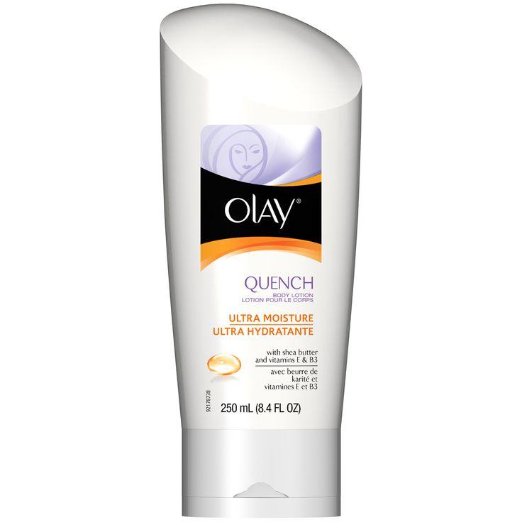 Olay Body Quench Body Lotion, Ultra Moisture, 8.4 fl oz (250 ml)