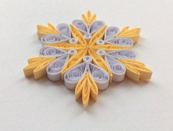 Platki Sniegu Quilled Papieru Quilling Sztuki Boze Narodzenie Drzewo Decor Wiszace Ozdoby Christmas Ornaments To Make Winter Ornaments Amazing Christmas Gifts