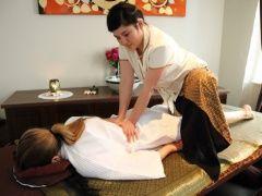 Voucher towards treatment at Sukko Thai massage - my favourite place
