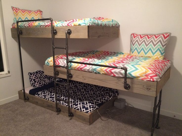 Space Saving Tips Kids In A Small Bedroom Bunk Bed Designs Diy