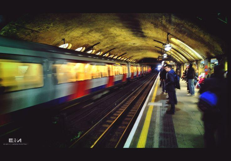 Underground by Enea H. Medas  on 500px