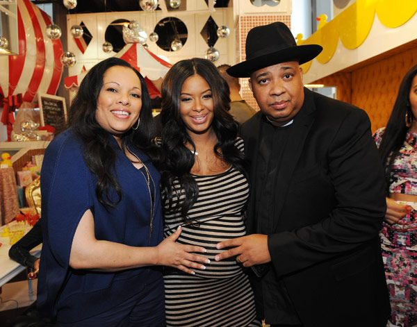 Vanessa Simmons Celebrates Fun Baby Shower With Justine Simmons & Rev Run