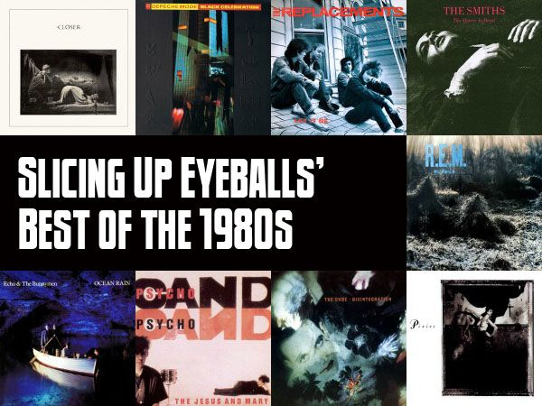 Best of the 1980s: The Top 100 albums from 1980-1989