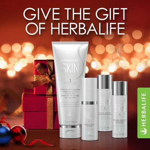 Give the Gift of Herbalife.