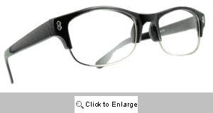 Grady Slim Clear Lens Clubmaster Glasses - 101C