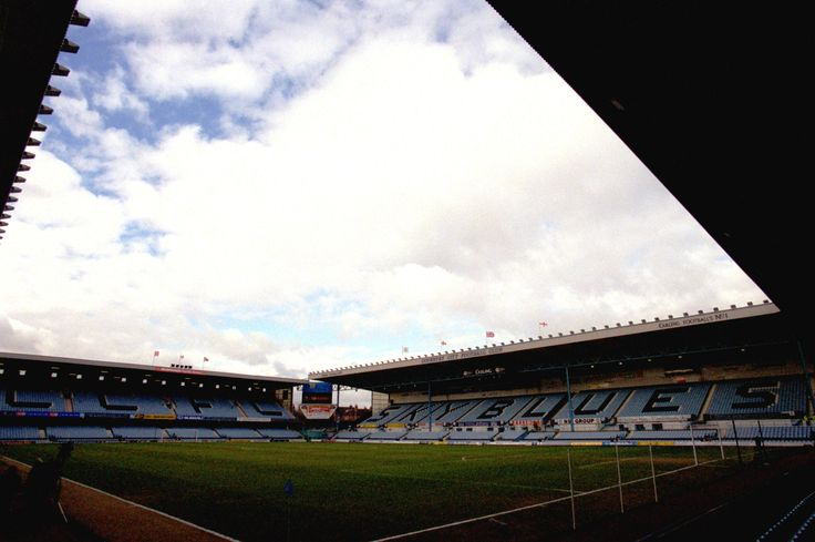 Highfield Road in 2001. A proper football stadium.
