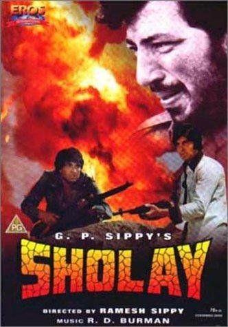 Sholay / HU DVD 6009 / http://catalog.wrlc.org/cgi-bin/Pwebrecon.cgi?BBID=7664836