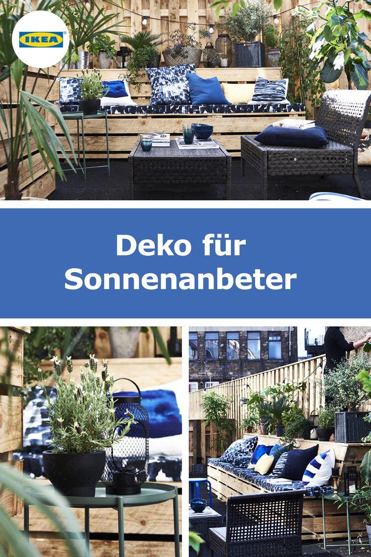 IKEA Deutschland | Du hast eine Party im Haus geplant und dann kommt plötzlich …   – Balkon