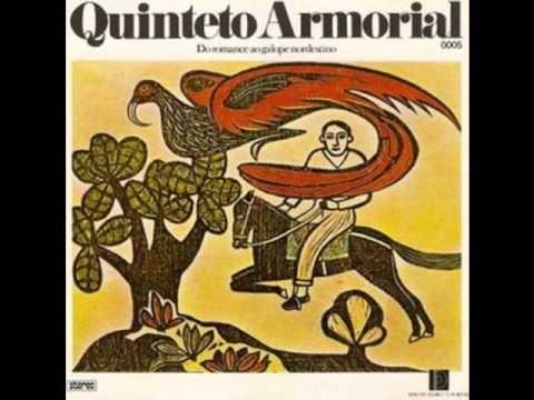 Romance da bela infanta (Quinteto Armorial)