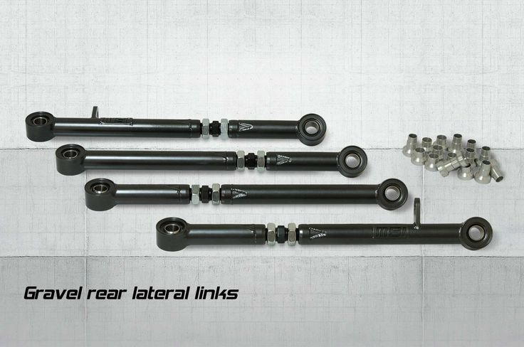 Impreza Rear Lateral Links | Suspension | MooreSport - Automotive solutions