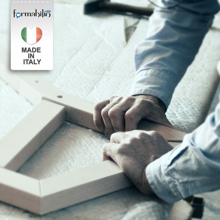 Our #artisans work to increase the value of Made in Italy.