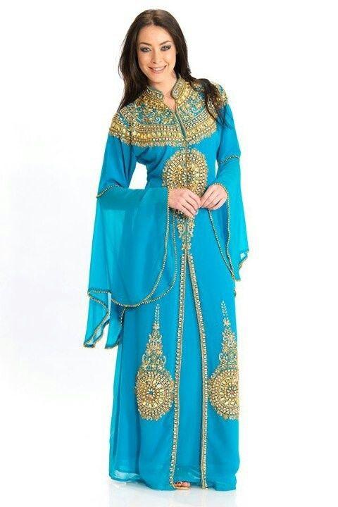 style marocain