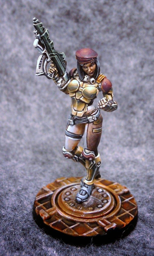 SHOWCASE: Infinity: Painting Operation Icestorm Part 3 - Bell of Lost Souls