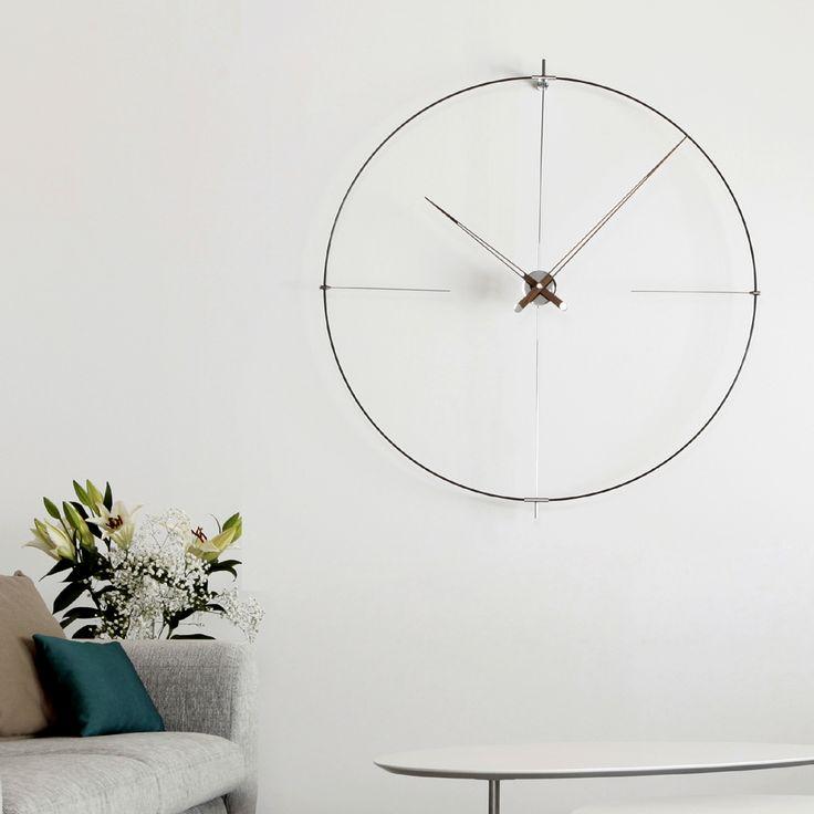 Casa Accessory - Nomon Clock #casa #casamobilya #nomon #clock #clockdesign