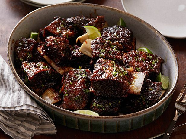 Oven-Baked Spare Ribs with Porter Beer Mop Recipe : Amy Thielen : Food Network - Heartland Table