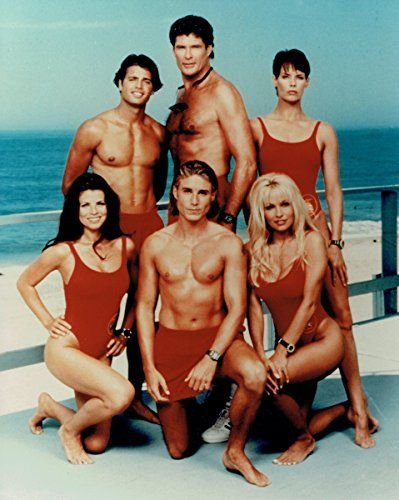 Baywatch Cast Unsigned Glossy 8x10 Photo @ niftywarehouse.com