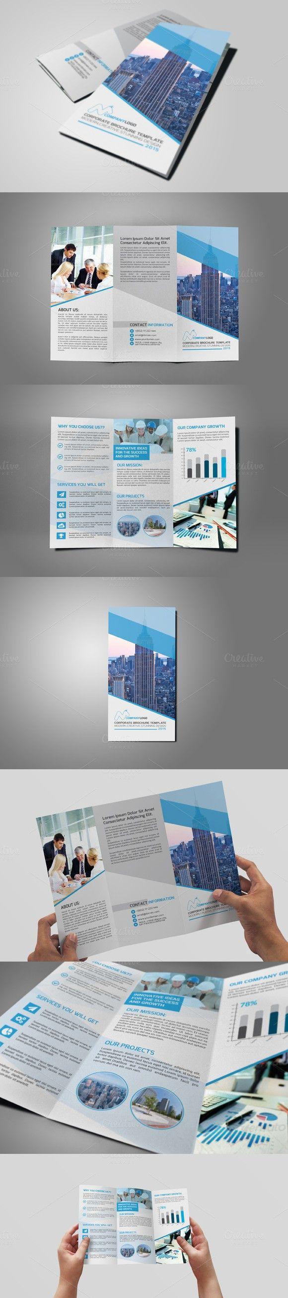 Tri fold Brochure                                                                                                                                                                                 More