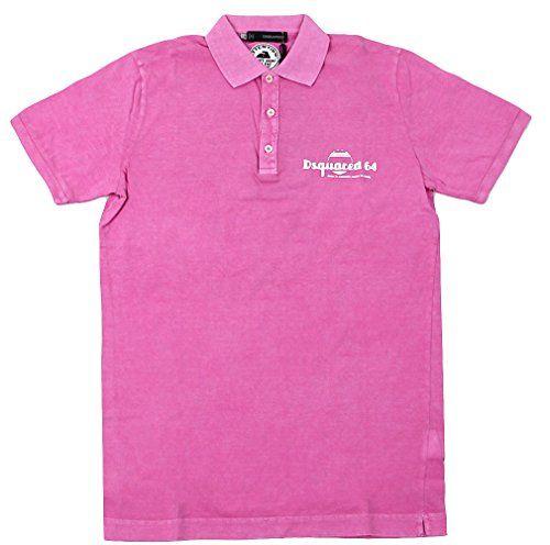 (ディースクエアード) DSQUARED2 71GC684 20694 053 プリント Tシャツ ポロシャツ 半袖 ピンク (並行輸入品) RICHJUNE (XS) DSQUARED2(ディースクエアード) http://www.amazon.co.jp/dp/B011KH7ERS/ref=cm_sw_r_pi_dp_RPK3vb1T6TWJZ
