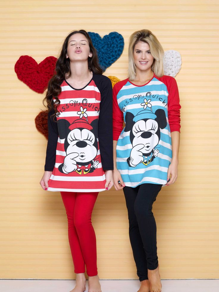 Pijama: Minnie Model