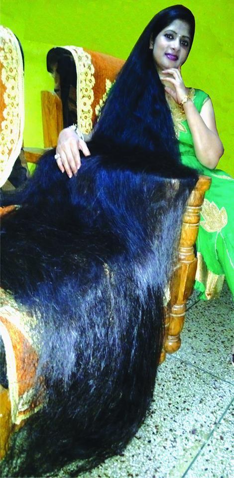 Indian long hair play-5846