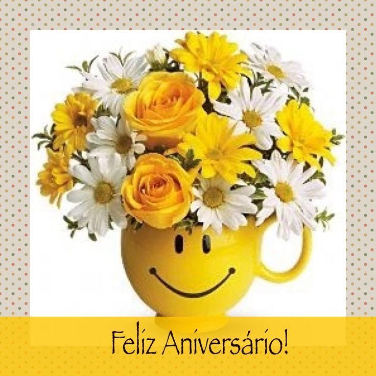 Feliz Aniversário lindona , mts anos de vida , regada de páz e saúde kiss kiss :)
