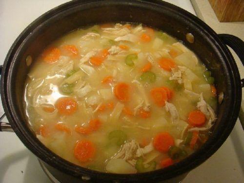 La soupe brûle-graisse: perdez 7 kg en 10 jours naturellement