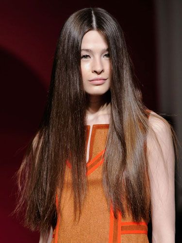 long hair on the runway - Google Search