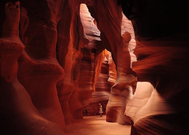 Canyoning in Utah