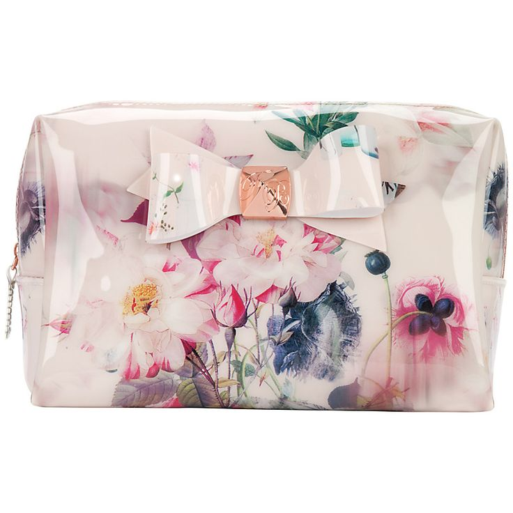 Ted baker makeup bag - bridesmaid gift