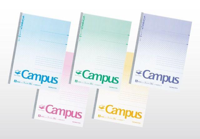 「スマートキャンパス」の全5色