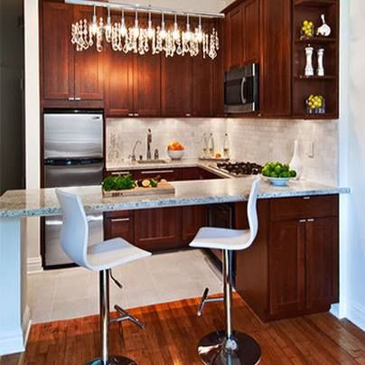 34 best Optimize Spaces images on Pinterest Small spaces - kitchen designs for small spaces
