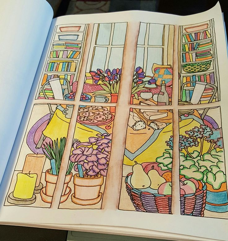 color me cluttered cluttercoloring books - Color Me Books