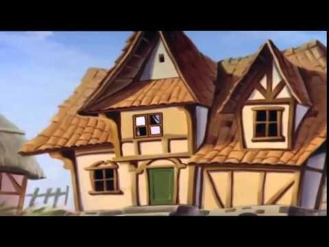 Cuentos cortos infantiles  Cenicienta   pelicula dibujos HD