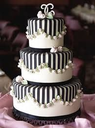 Resultado de imagen para decoracion cumpleaños rayas blancas y negras