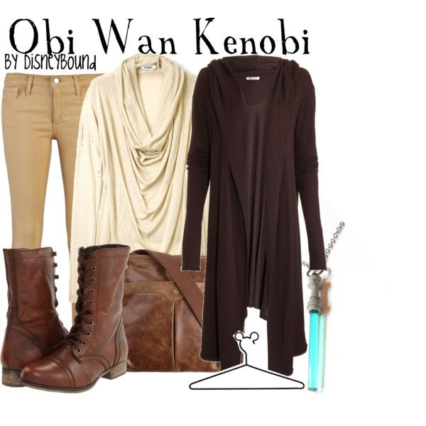 """Obi Wan Kenobi"" by lalakay on Polyvore"