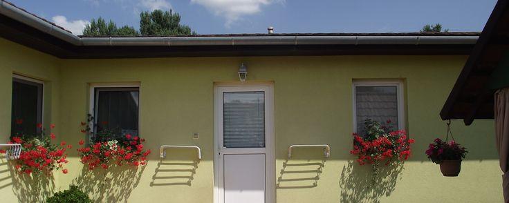 Apartman Kaszás Garden - Unterkunft/accommodation in Mosonmagyarovar