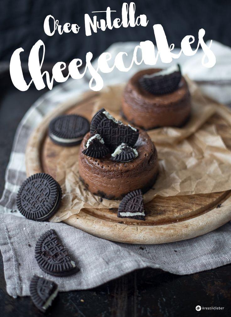 best 25 oreo nutella cheesecake ideas on pinterest no. Black Bedroom Furniture Sets. Home Design Ideas