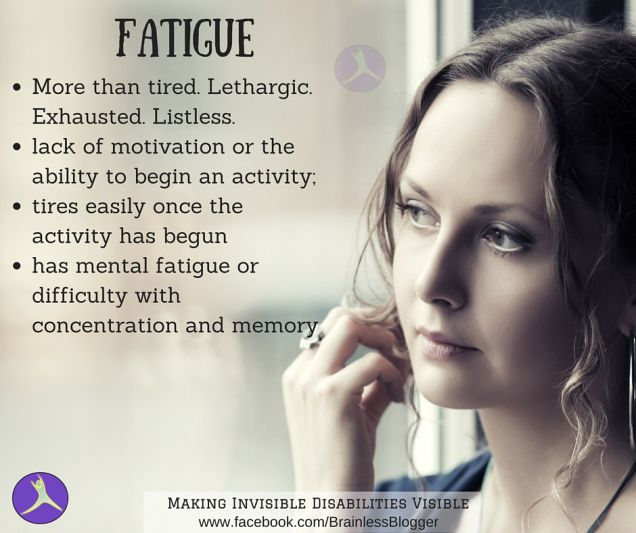 Persistent and chronic fatigue is one of the most common symptoms of #fibromyalgia, second only to the deep muscle pain and body aches. But unlike normal fatigue, the feelings of fatigue, weakness, …