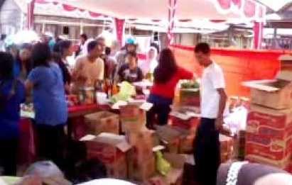 Ramadhan Tahun Ini, Pemkab Agendakan Empat Kali Pasar Murah
