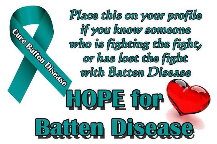 About Batten Disease