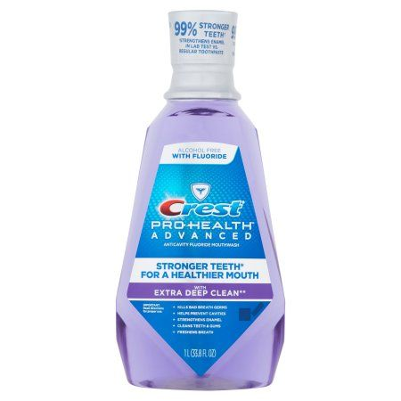 Personal Care Mouthwash Deep Cleaning Stronger Teeth