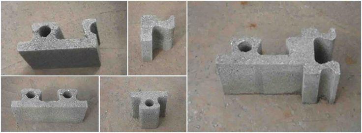 Galeria de Novo sistema de blocos de concreto reduz em 50% o tempo de construção…