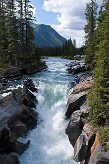 Numa Falls, British Columbia