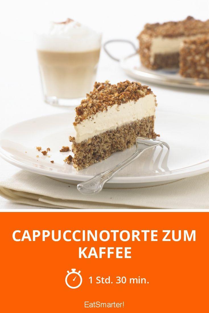 Cappuccinotorte zum Kaffee - smarter - Zeit: 1 Std. 30 Min. | eatsmarter.de