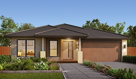 Our Endeavour Facade. Visit our website for more information on our range of options for your new home.